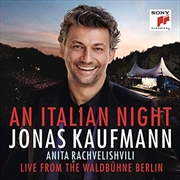 An Italian Night - Live From The Waldbuhne Berlin | CD