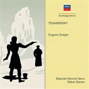 Tchaikovsky - Eugene Onegin | CD