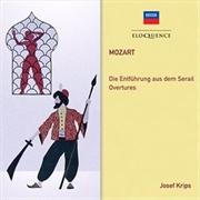 Mozart - Die Entführung aus dem Serail / Overtures | CD