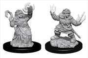 Pathfinder - Deep Cuts Unpainted Female Dwarf Summoner | Games