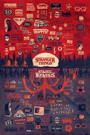 Stranger Things - Upside Down Poster | Merchandise