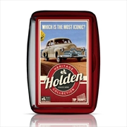 Top Trumps Holden Heritage