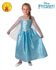 Elsa Deluxe Size 6-8 | Apparel