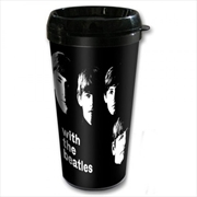 Beatles With The Travel Mug