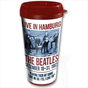 The Beatles Hamburg Travel Mug | Merchandise