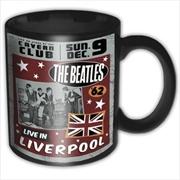 The Beatles Live in Liverpool Mug | Merchandise