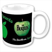 The Beatles On Apple Mug | Merchandise