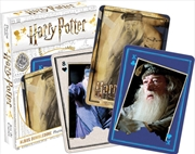 Harry Potter Dumbledore Playing Cards | Merchandise