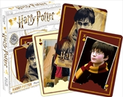 Harry Potter Harry Playing Cards | Merchandise