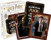 Harry Potter Wands Out Playing Cards | Merchandise