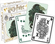 Harry Potter Slytherin Playing Cards | Merchandise