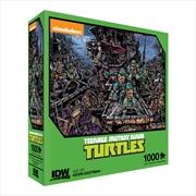 Ninja Turtles Universe