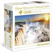Waterfall 1000 Piece Puzzle | Merchandise