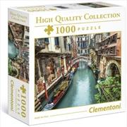 Venice Canal 1000 Piece Puzzle | Merchandise