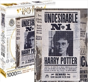 Harry Potter Undesireable No. 1 Puzzle