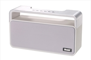 iBomb Party - Super Bass Bluetooth Speaker White