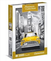 New York 1000 Piece Puzzle Platinum Collection | Merchandise