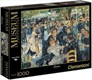 Renoir-Bal Du Moulin Museum Collection Puzzle (1000 Pieces) | Merchandise