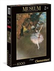 Degas L Etoile 1000 Piece Puzzle | Merchandise