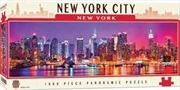 New York Panoramic Puzzle 1000pc | Merchandise