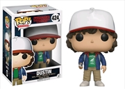 Stranger Things - Dustin Pop! Vinyl | Pop Vinyl