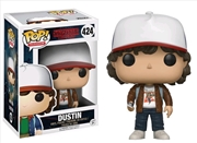 Stranger Things - Dustin (Brown Jacket) US Exclusive Pop! Vinyl | Pop Vinyl