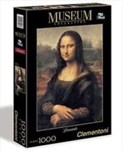 Leonardo da Vinci - Mona Lisa 1000 Piece Puzzle | Merchandise