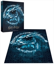 Harry Potter Thestral Puzzle 1000 pc