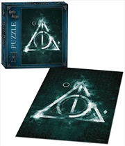Harry Potter The Deathly Hallows Puzzle 550 pc