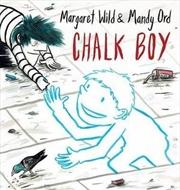 Chalk Boy   Hardback Book