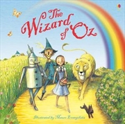 Wizard Of Oz | Paperback Book
