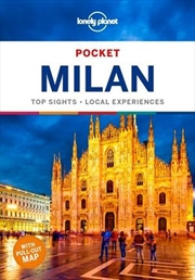 Milan Lonely Planet Pocket Travel Guide: 4th Edition