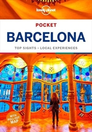 Lonely Planet Pocket Barcelona Travel Guide