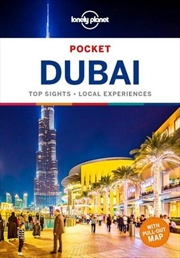 Lonely Planet Pocket Dubai Travel Guide