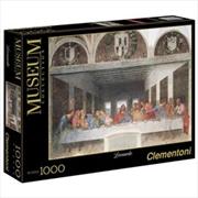 Leonardo Cenacolo 1000 Piece Puzzle | Merchandise
