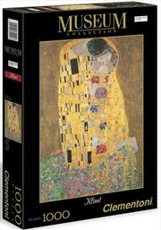 Klimt Il Bacio 1000 Piece Puzzle | Merchandise