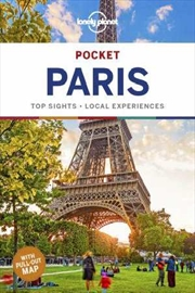 Lonely Planet: Pocket Paris 6th Edition