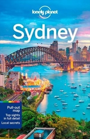 Sydney Lonely Planet Travel Guide: 12th Edition