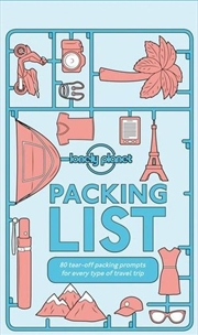Packing List | Paperback Book