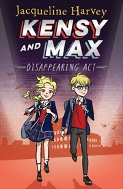 Kensy and Max 2: Disappearing Act | Paperback Book