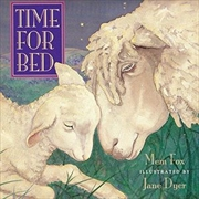 Time for Bed 25th Anniversary Edition | Hardback Book