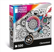 Flowers 500 Piece Puzzle | Merchandise