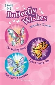 Butterfly Wishes Bind-up Books 1-3 | Hardback Book
