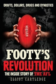 Footy's Revolution | Paperback Book