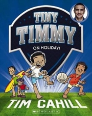 Tiny Timmy #8: On Holiday! | Paperback Book