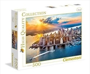 New York 500 Piece Puzzle | Merchandise