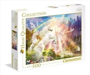 Sunset Unicorns 500 Piece Puzzle | Merchandise