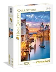 Lighting Venice 500 Piece Puzzle | Merchandise
