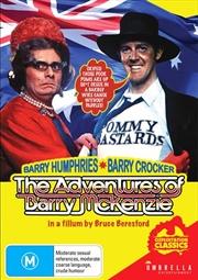 Adventures Of Barry McKenzie | Ozploitation Classics, The