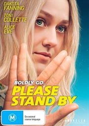 Please Stand By | DVD